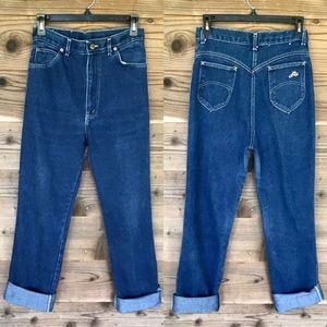 Chic High Waist Vintage MOM Jeans Sz12